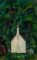 Emily Carr~Indian Church