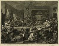 February 24, 1755~An Election Entertainment, Plate