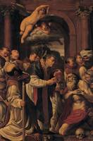 First Half of the XVII Century~Communion of St. Je