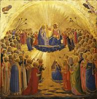 Fra Angelico~Coronation of the Virgin