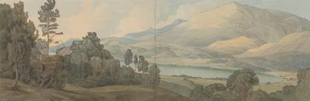 Francis Tang~View of Lake Coniston, Lancashire