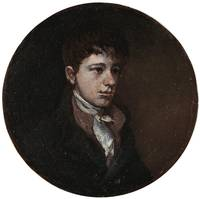 Francisco Goya~Portrait of Francisco Javier Goya