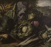 Frans Snyders~Still Life with Crops (Allegory of t