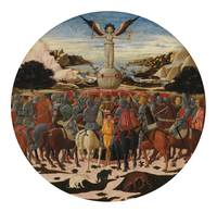 Giovanni di ser Giovanni Guidi~The Triumph of Fame