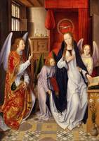 Hans Memling~The Annunciation