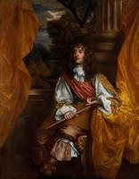 Peter Lely~James VII and II, when Duke of York