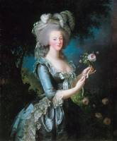 Élisabeth Vigée Le Brun~Marie-Antoinette with the