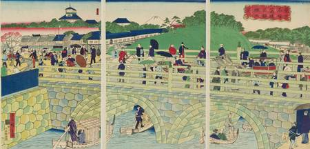 Hiroshige III, Hiroshige~Tokyo Famous Places Spect