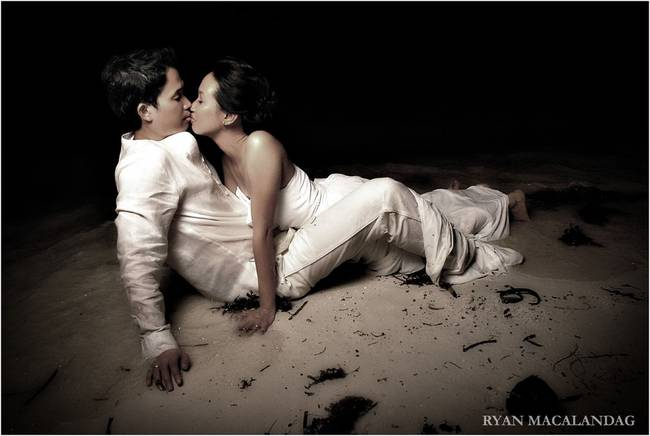 Trash the dress intimacy copy