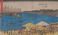 Hiroshige~Twenty Sixth Night in Takanawa