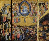 Friar Angelico ~The Last Judgement (Winged Altar)