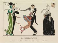 George Barbier~The Madness of the Day