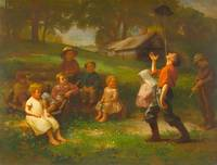 George Cochran Lambdin~The Amateur Circus