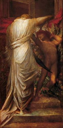 George Frederic Watts~Love and Death
