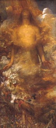George Frederic Watts~She Shall be Called Woman