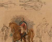 George Hett~Studies for the Duke of Wellington