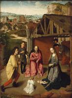 Gerald David~The Adoration of the Shepherds