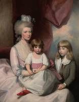 Gilbert Stuart~Portrait of a Family
