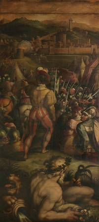 Giorgio Vasari~Capture of Vicopisano