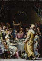 Giorgio Vasari~Marriage at Cana