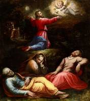Giorgio Vasari~The Garden of Gethsemane