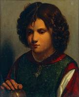 Giorgione (Giorgio da Castelfranco, copy after)~Po