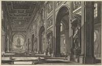 Giovanni Battista Piranesi~S. Giovanni in Laterano
