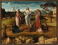 Giovanni Bellini~Transfiguration of Christ