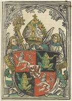 Hans Burgkmair~The Coat of Arms of Wigeleus von Fr