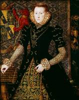 Hans Eworth~Margaret, Duchess of Norfolk