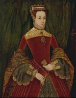 Hans Eworth~Portrait of Mary Fitzalan, Duchess of