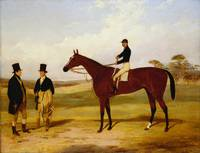 Harry Hall (1815-82)~`Western Australian', winner