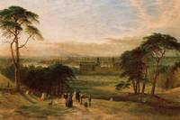 Henry Dawson~London from Greenwich Hill