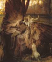 Herbert James Draper~The Lament for Icarus