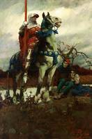 Howard Pyle~The Coming of Lancaster