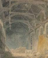 J. M. W. Turner~Interior of St. John's Palace, Elt