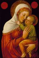 Jacopo Bellini~Madonna and Child