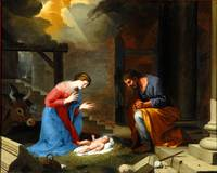 Jacques Stella~The Nativity