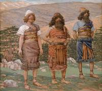 James Tissot~Shem, Ham and Japheth