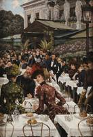 James Tissot~The Artists' Wives
