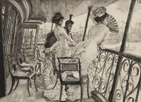 James Tissot~The Gallery of H.M.S. Calcutta (Souve