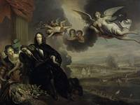 Jan de Baen~The Apotheosis of Cornelis de Witt, wi