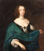 Anthony van Dyck~Mary Villiers, Duchess of Richmon