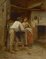 Eastman Johnson~Southern Courtship