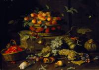 Jan van Kessel the Younger~Frutas