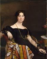 Jean Auguste Dominique Ingres~Madame Jacques-Louis