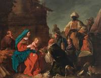 Jean Tassel~Adoration of the Magi