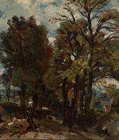 John Constable~Fen Lane, East Bergholt