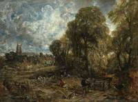John Constable~Stoke-by-Nayland