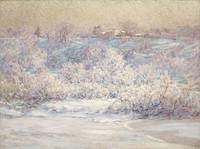 John Ottis Adams~Frosty Morning